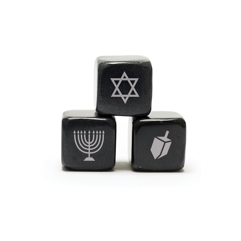 Whisky Stones Icon - Happy Hanukkah!
