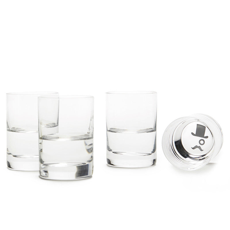 ICON Bottoms Up Shot Glasses