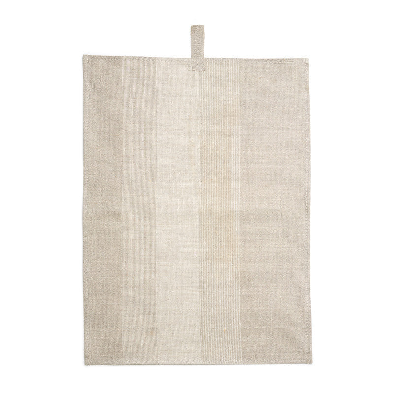 Stuga Kitchen Towels - Soft White Blend