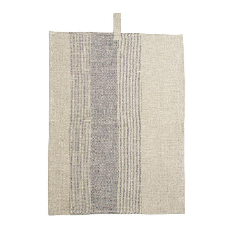 Stuga Kitchen Towels - Slate Gray Blend