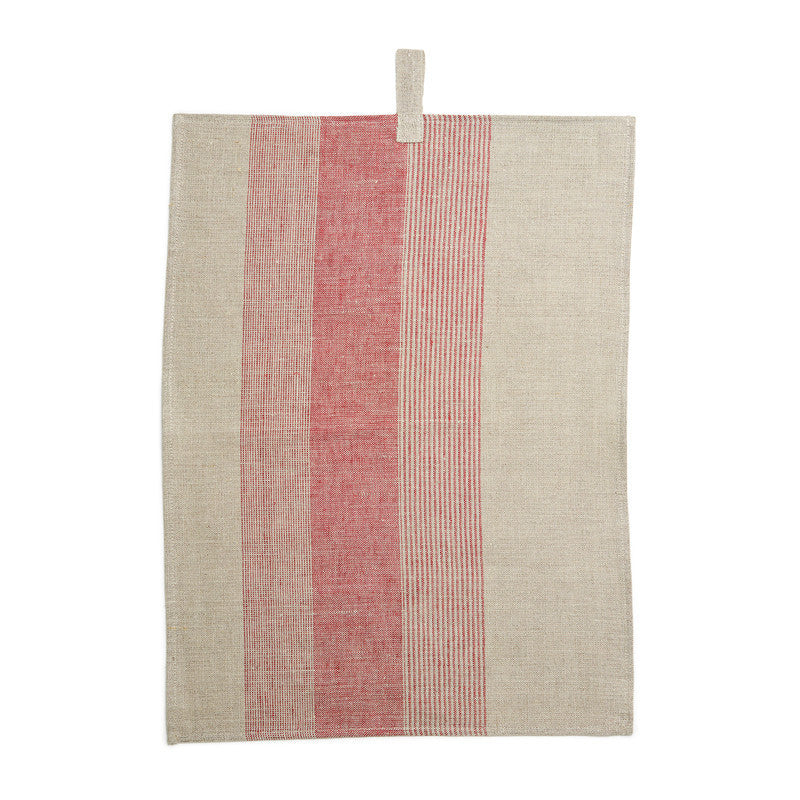 Stuga Kitchen Towels - Pure Red Blend | Teroforma