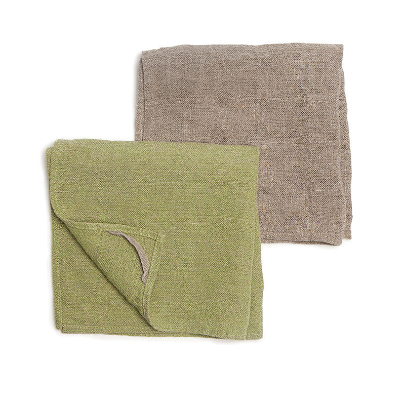Neat&Clean Kitchen Cloths - Green Grape & Flax