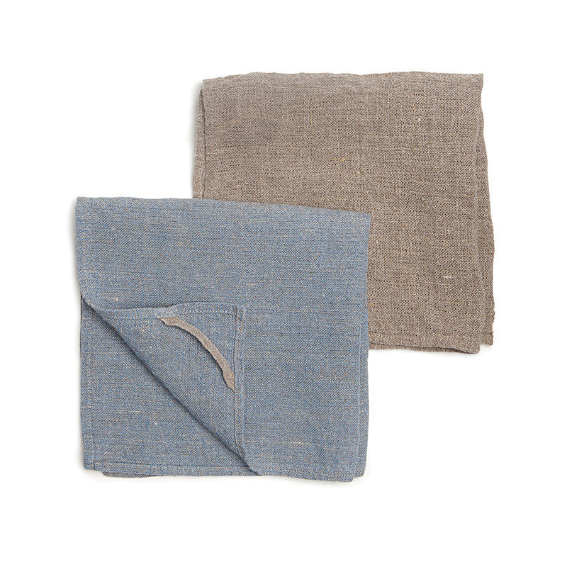 Neat&Clean Kitchen Cloths - Glacier Blue & Flax