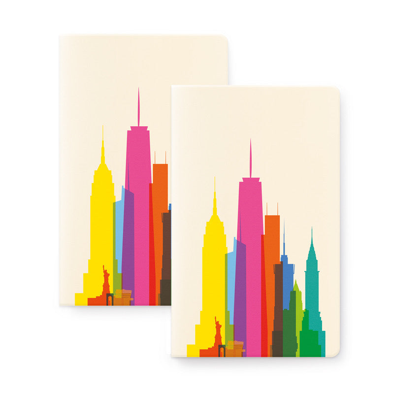Notebooks S2, City Shapes - New York City