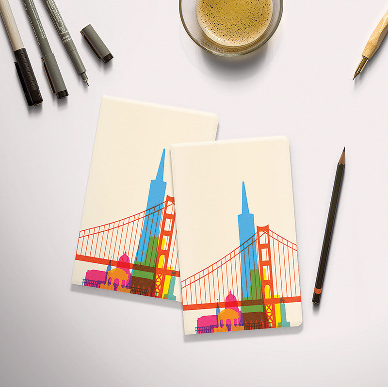 Notebooks S2, City Shapes - San Francisco