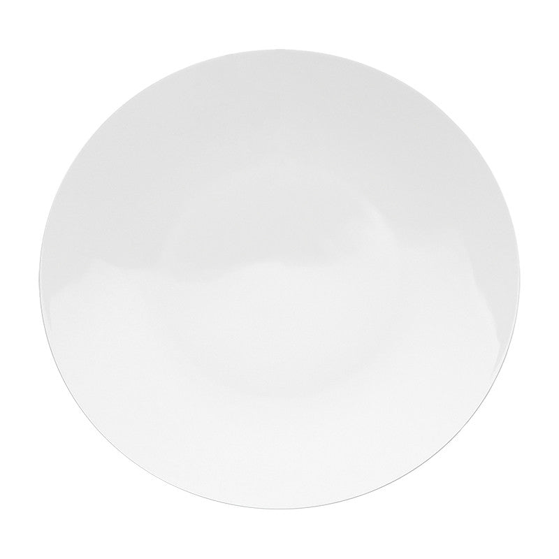 Oyyo White Large Plate