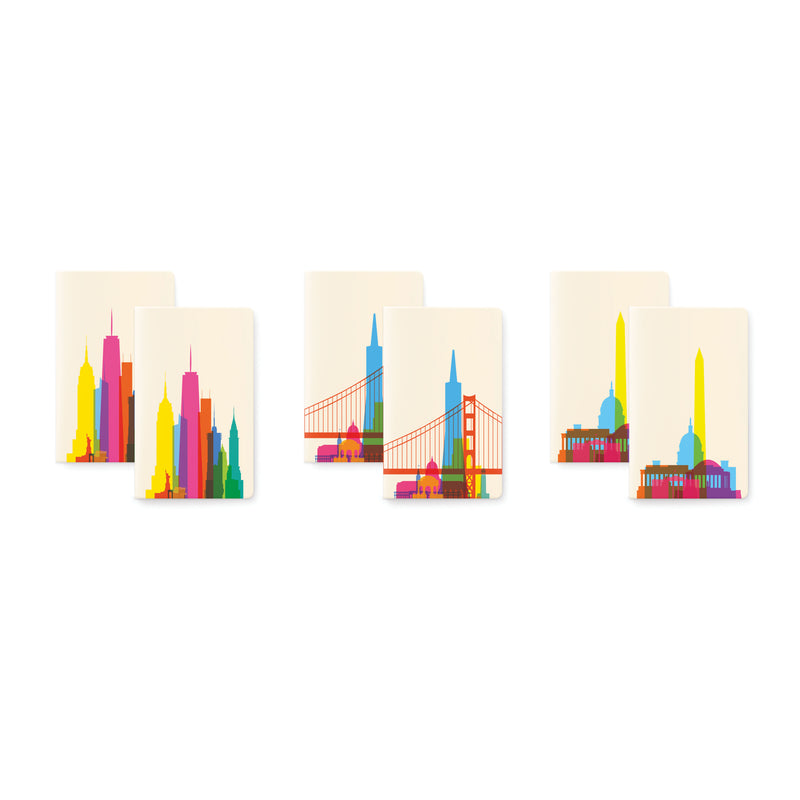 Notebooks S2, City Shapes | Teroforma