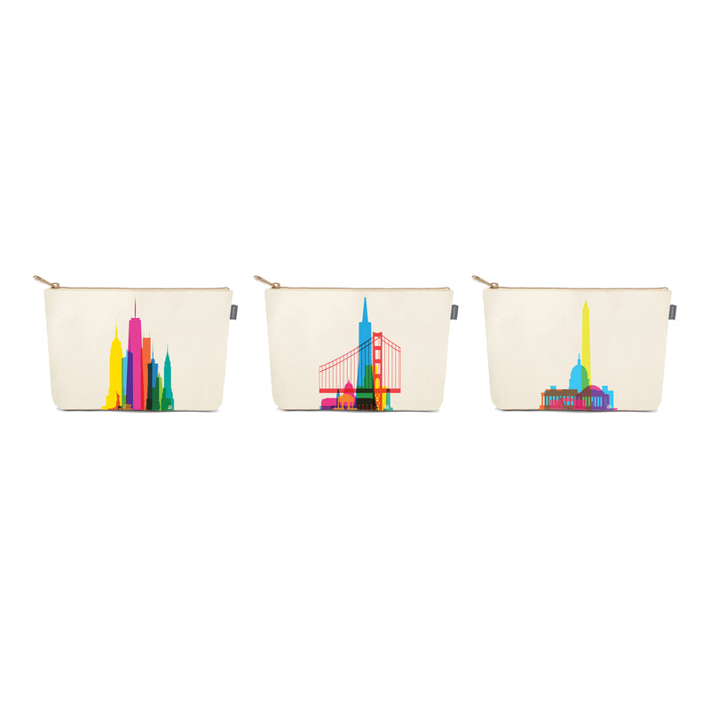 Pouch, City Shapes | Teroforma