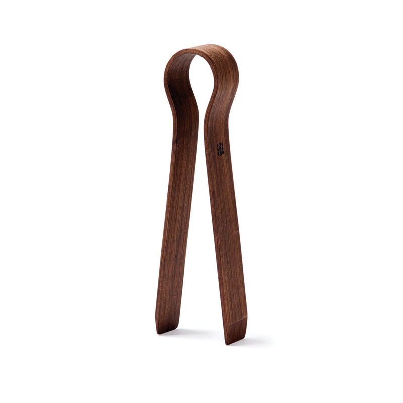Mini Loophole Tongs - Walnut