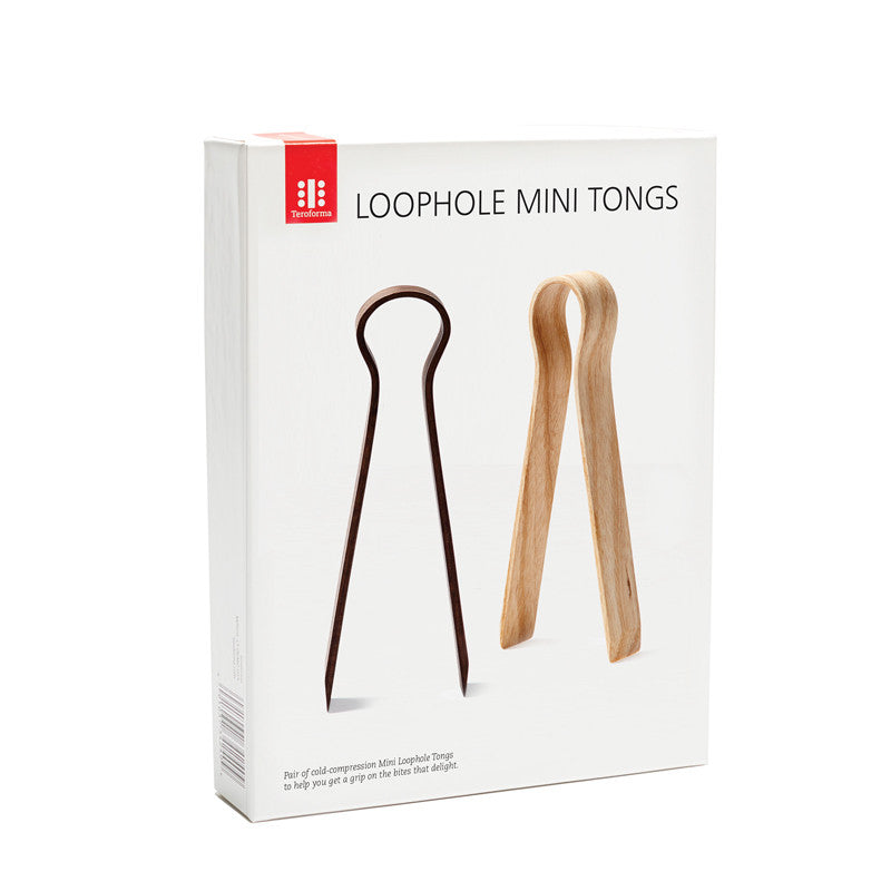 Mini Loophole Tongs