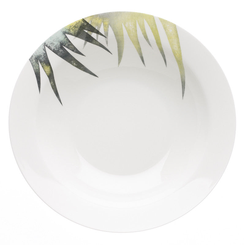 Avva Fern Serving Bowl