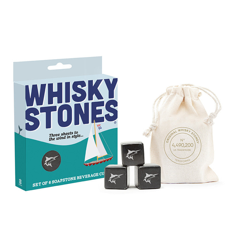 WhiskyStones® - Gone Fishing