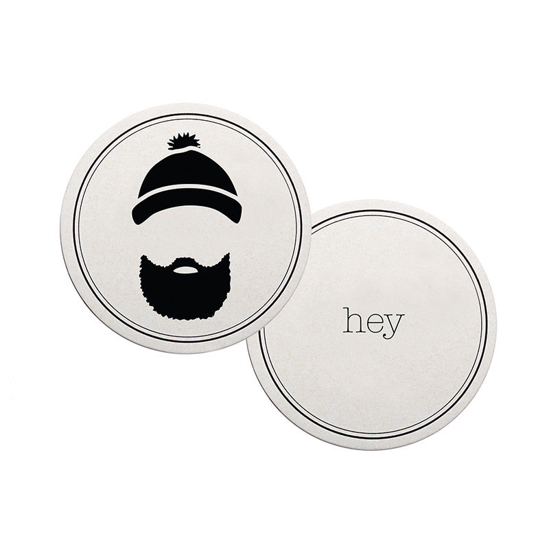 ICON Coasters, Mister Hey | Teroforma