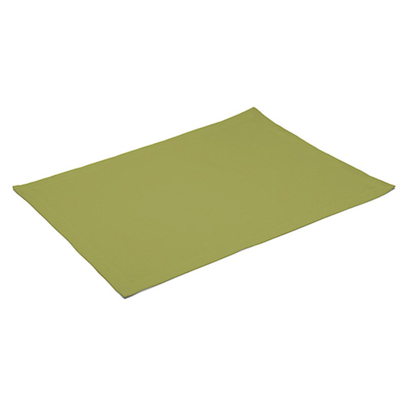 Placemat - Plain Stitch - Green | Teroforma