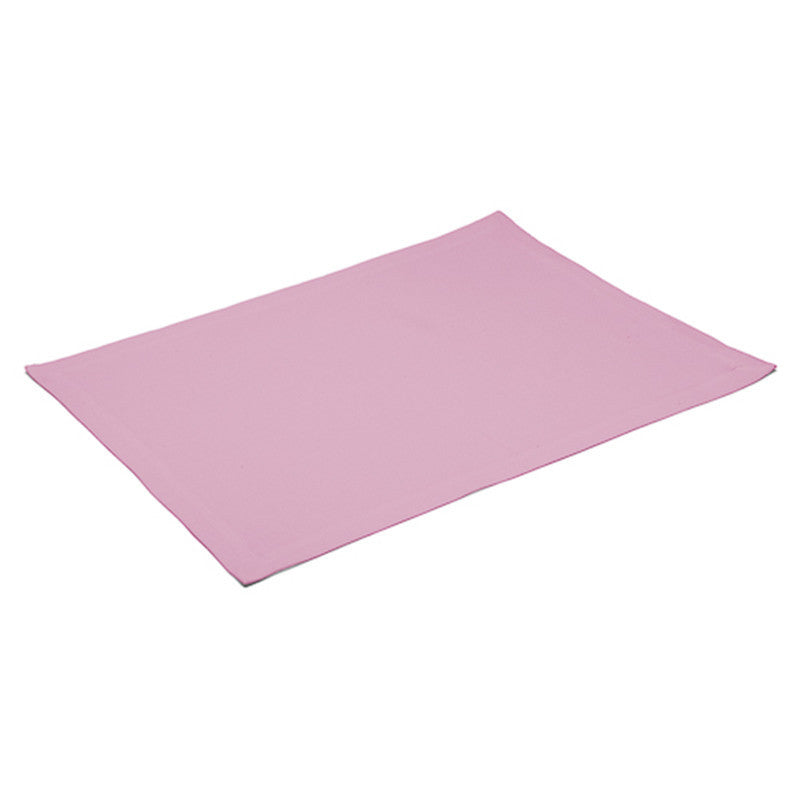 Placemat - Plain Stitch - Light Pink | Teroforma