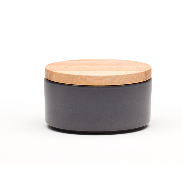 Ekke Medium Tapas Bowl + Lid - Slate Gray