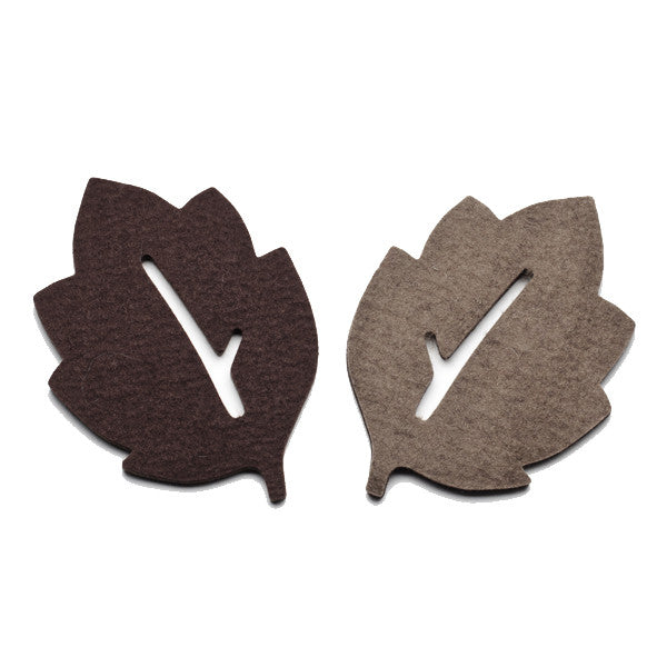 Arbor Coaster | Rich Brown / Soft Brown