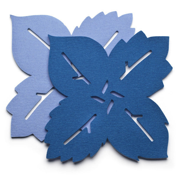 Arbor Trivet | French Blue / Royal Blue | Teroforma