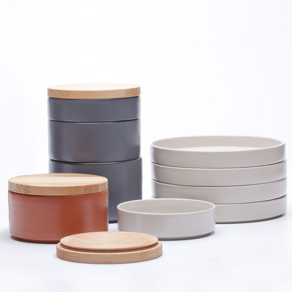 Ekke Medium Tapas Bowl + Lid