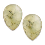 9.5mm (00g) White Brass Stone Spades