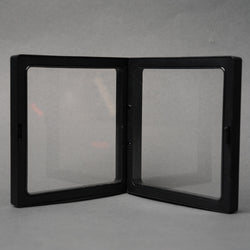 Square Black Display Frames