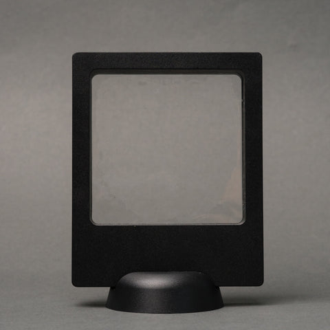Label Black Display Frames