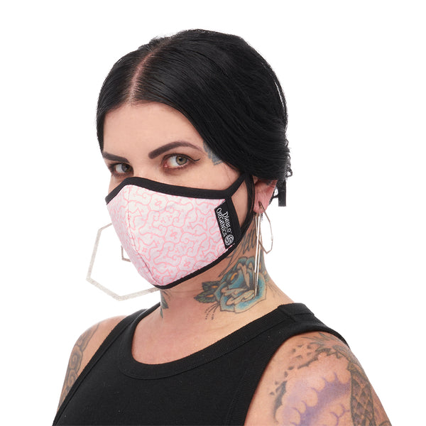 Cotton Floral Mask
