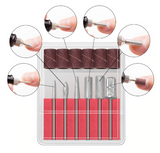 Kit Electrico Manicure - Color al azar - 100