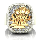 Los Angeles Sparks Championship Renown Ring