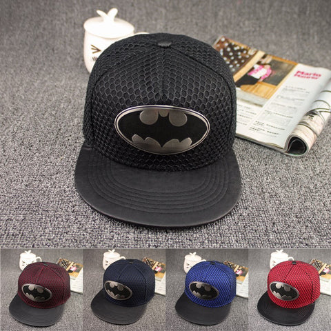 Batman Premium Baseball Caps (5 colors)