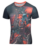 DEADPOOL Workout T-Shirt