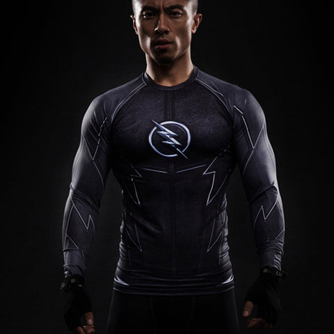 FLASH Compression Workout Shirt