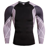 Deadpool Compression Shirt for Men (Long Sleeve)