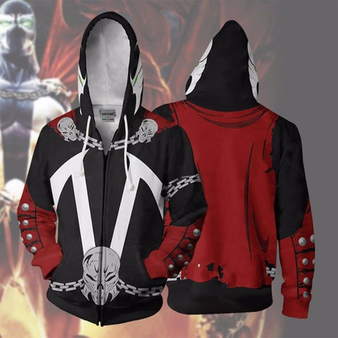 Spawn Hoodie for Men Edition B