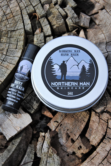 Northern Man Balm Set - Grandma's Lavender