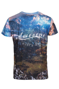 Awesome T-shirt T-shirt Men - Bittersweet Paris, printed, streetwear, urbran, fashion, outfit, unique, clothes,