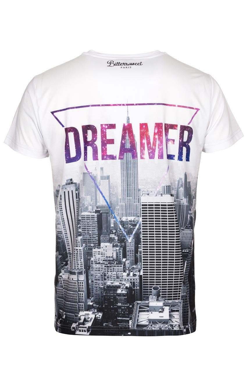 Dreamer T-shirt T-shirt Men - Bittersweet Paris, printed, streetwear, urbran, fashion, outfit, unique, clothes,