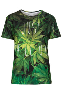 Weed T-shirt T-shirt Women - Bittersweet Paris, printed, streetwear, urbran, fashion, outfit, unique, clothes,