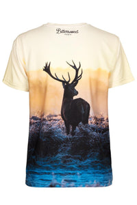 Deer T-shirt T-shirt Women - Bittersweet Paris, printed, streetwear, urbran, fashion, outfit, unique, clothes,