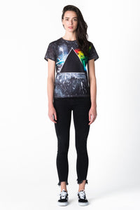 Prismatic T-shirt T-shirt Women - Bittersweet Paris, printed, streetwear, urbran, fashion, outfit, unique, clothes,