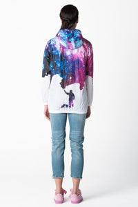 Painter Windbreaker Windbreaker Women - Bittersweet Paris, printed, streetwear, urbran, fashion, outfit, unique, clothes,