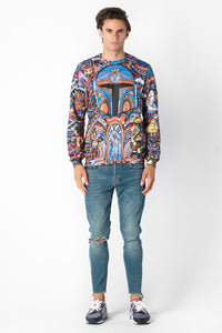 Boba Fett Jumper Jumper Men - Bittersweet Paris, printed, streetwear, urbran, fashion, outfit, unique, clothes,