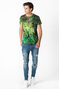 Weed T-shirt T-shirt Men - Bittersweet Paris, printed, streetwear, urbran, fashion, outfit, unique, clothes,