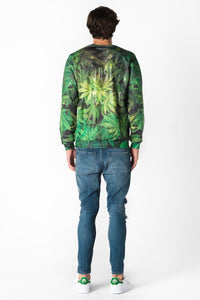 Weed Jumper Jumper Men - Bittersweet Paris, printed, streetwear, urbran, fashion, outfit, unique, clothes,