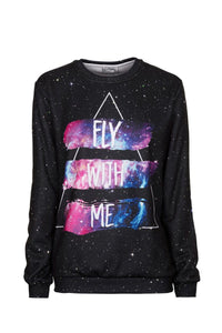 Fly With Me Sweater
