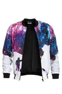 Painter Bomber Jacket Bomber Jacket Men - Bittersweet Paris, printed, streetwear, urbran, fashion, outfit, unique, clothes,