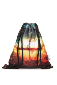 Tree Backpack Backpack - Bittersweet Paris, printed, streetwear, urbran, fashion, outfit, unique, clothes,