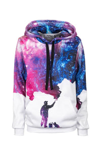 Painter Hoodie Hoodie Women - Bittersweet Paris, printed, streetwear, urbran, fashion, outfit, unique, clothes,