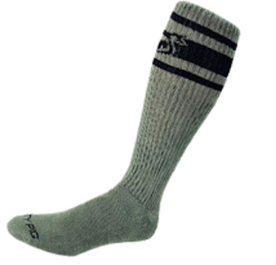Green Hook'd Up Sock