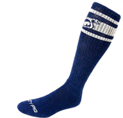 Blue Hook'd Up Sock